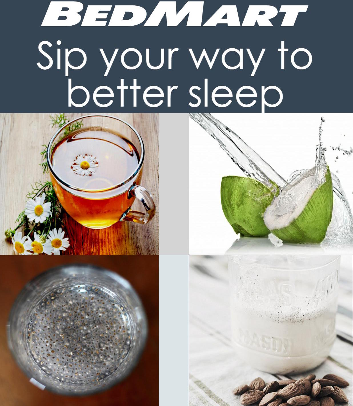 Sip Your Way to Better Sleep