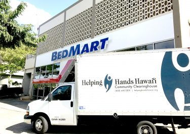 BedMart Oahu Mattress Donation