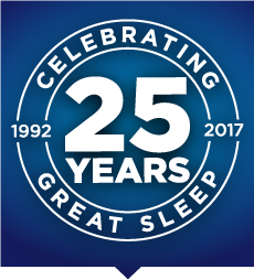 25 Years of Great Sleep