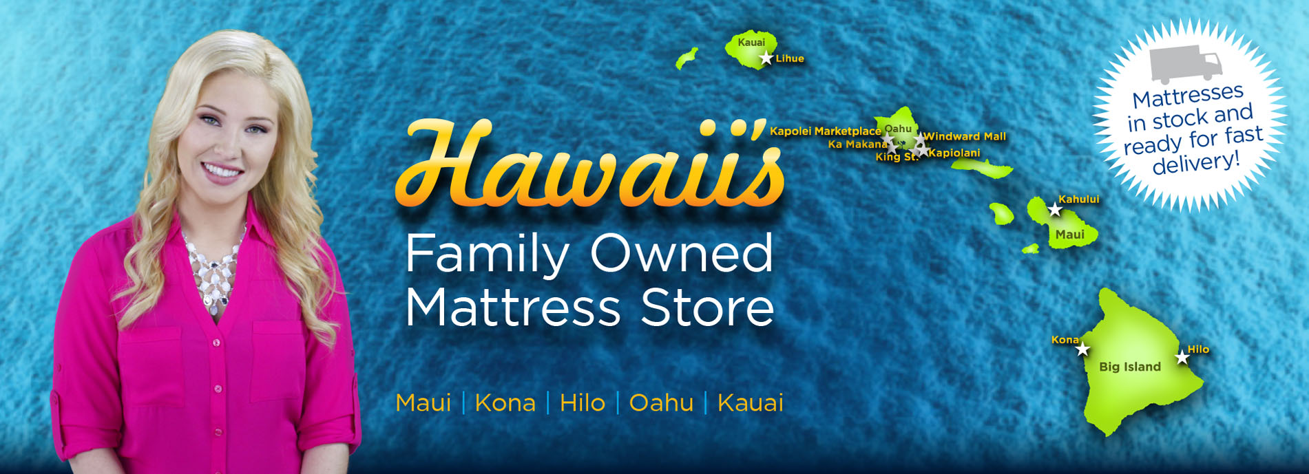 Hawaii's Family Owned Mattress Store
