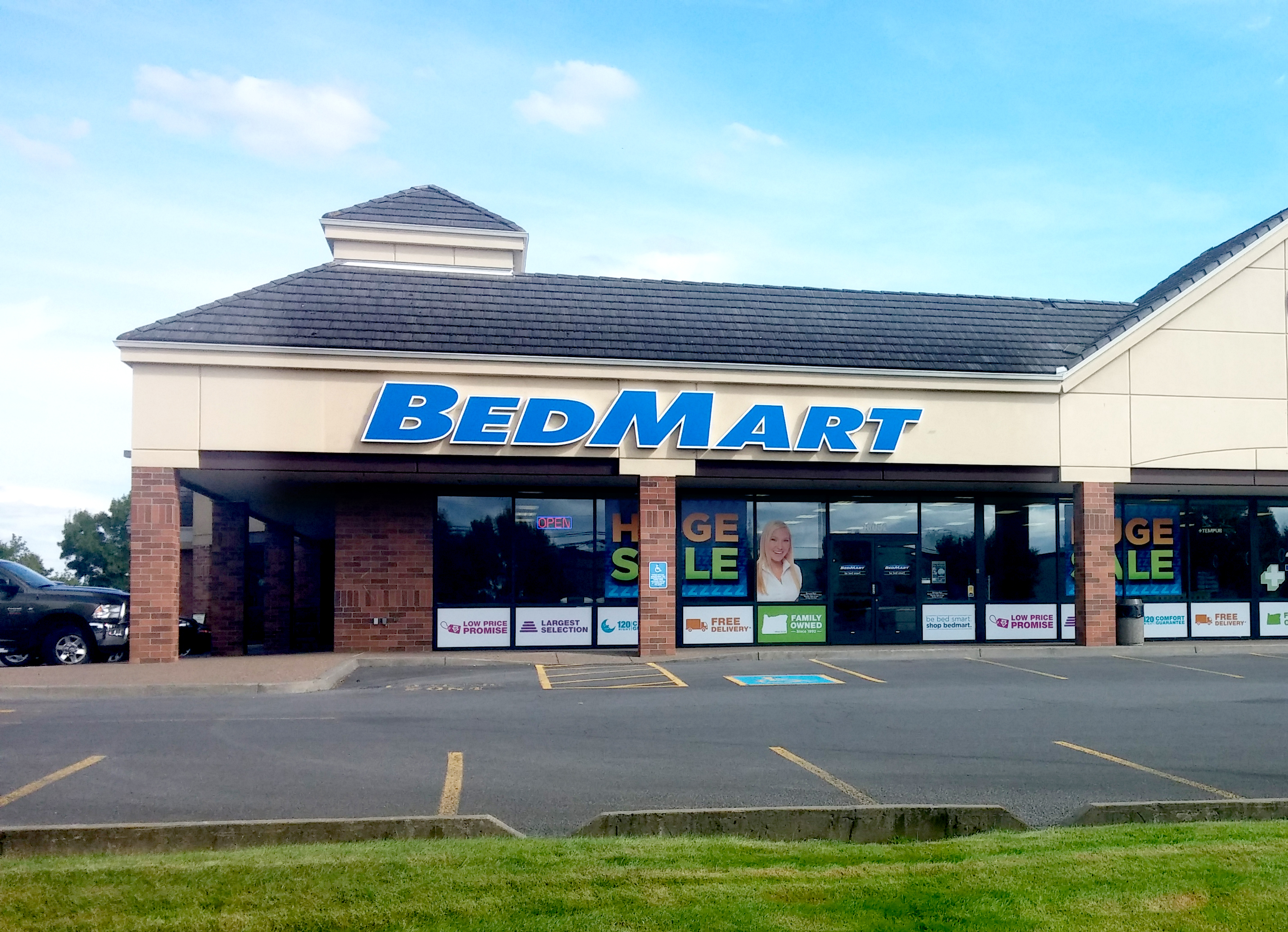 bedmart sherwood oregon store location